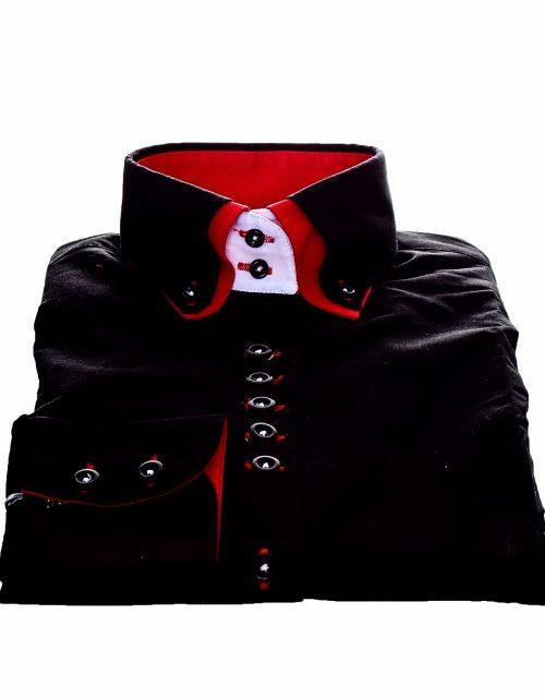 """Ženska srajca """"BLACK RED"""""""