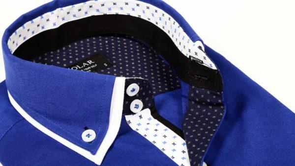 """Moška srajca """"ROYAL – BLUE STRIPE"""""""